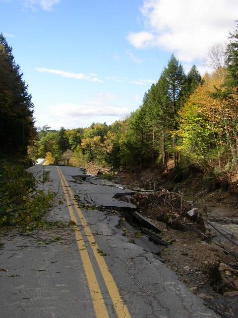 Alstead 2005 Flood